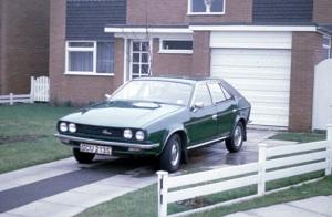 Leyland Austin Princess 1977 Sherburn Durham