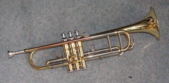 Ayd Instone trumpet