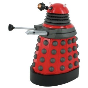 Dalek new paradigm red drone