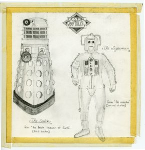 Daleks Cyberman