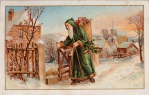 Father Christmas original historical