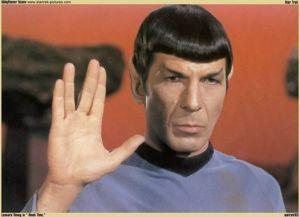 Leonard Nimoy Mr Spock