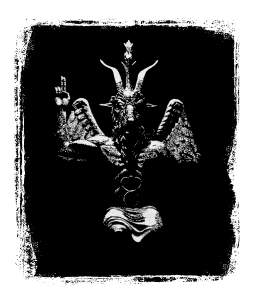 The Curse of Baphomet by Ayd Instone