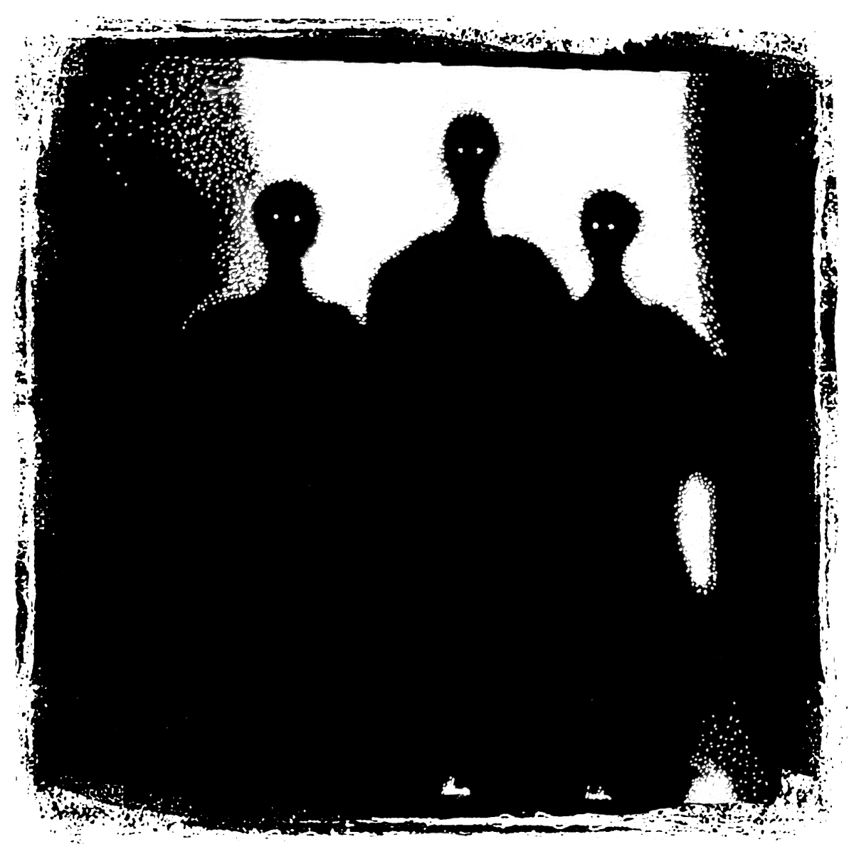 The Shadow People by Ayd Instone